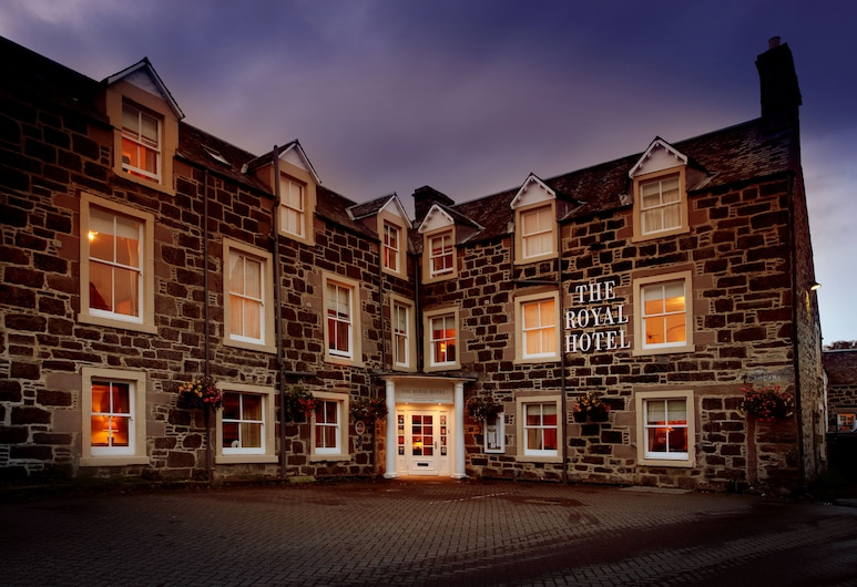 The Royal Hotel, Crieff