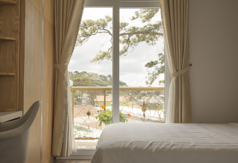 Cozy Boutique Da Lat Hotel, Ðà Lat, Deluxe-Doppelzimmer, Zimmer