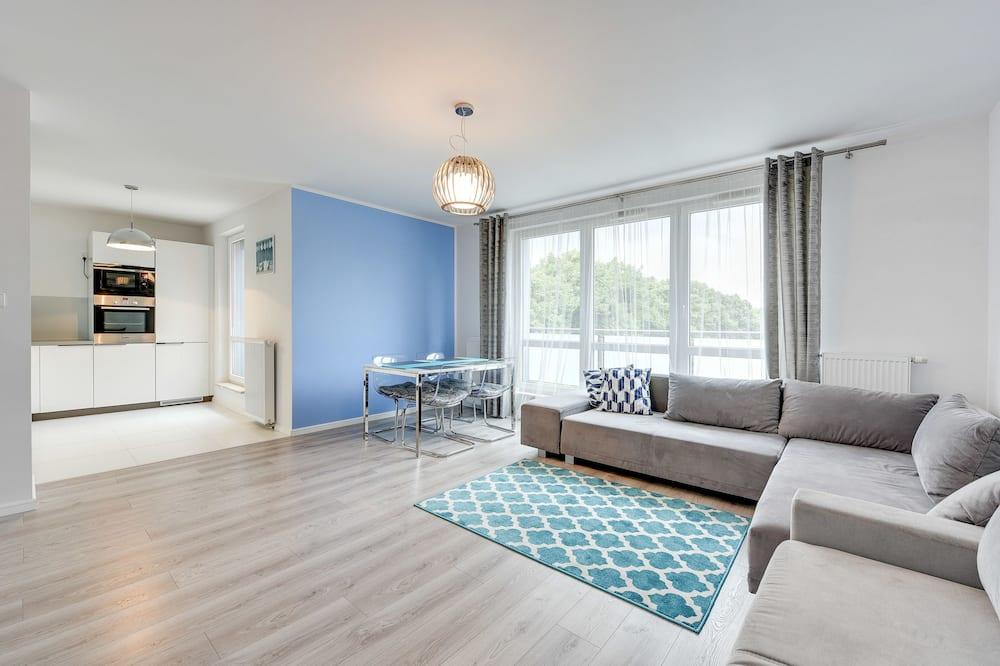 City Apartment, 2 Bedrooms (Uno 5) - Living Room