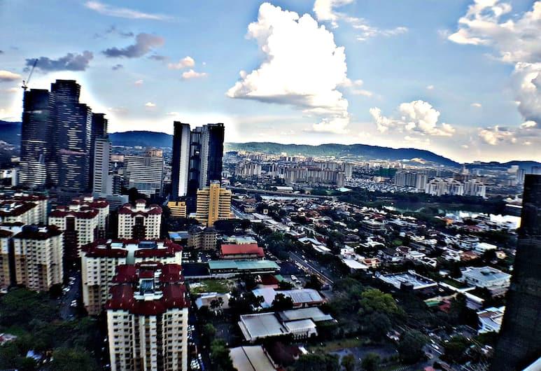 我家豪華 3 房公寓飯店 - 近格倫尼亞格爾斯, 吉隆坡, 公寓, 3 間臥室, 城市景觀