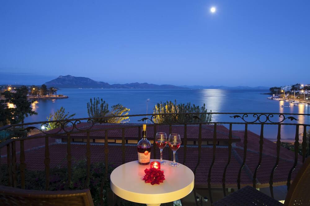 Standard Room, Sea View - Balcony View