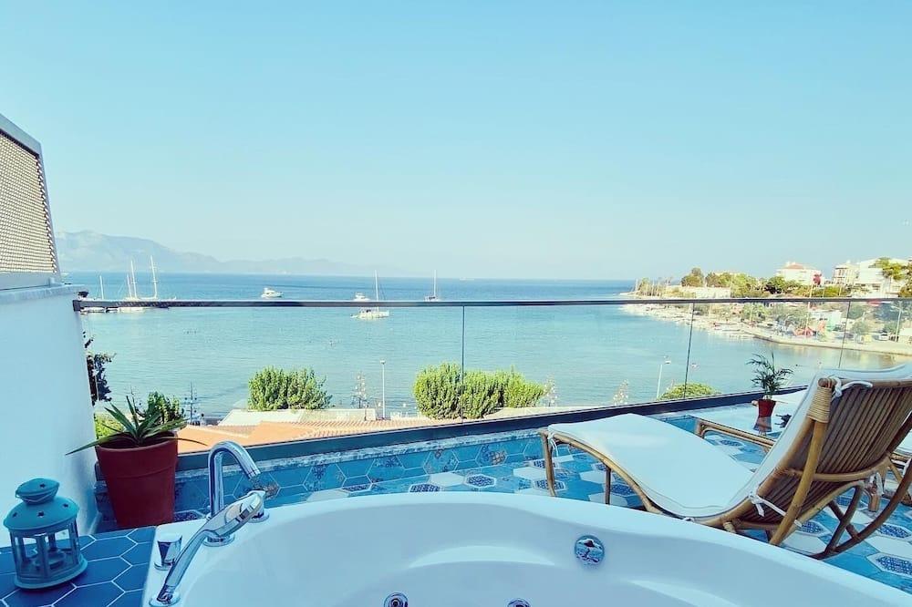 Luxury Double Room, Non Smoking, Sea View - Balcony