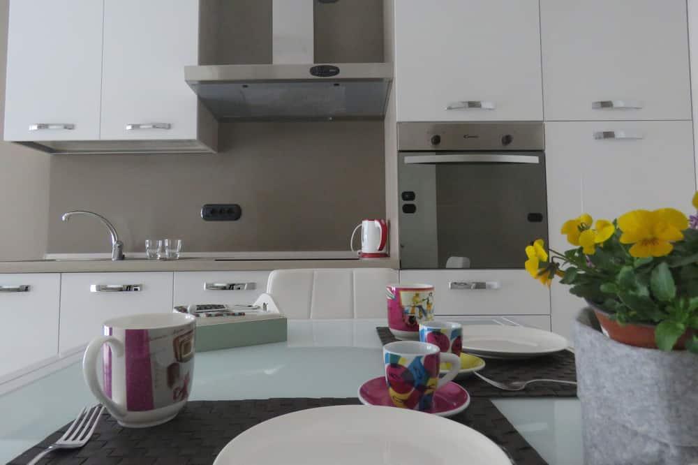 Panoramic Διαμέρισμα, 1 Υπνοδωμάτιο - Γεύματα στο δωμάτιο