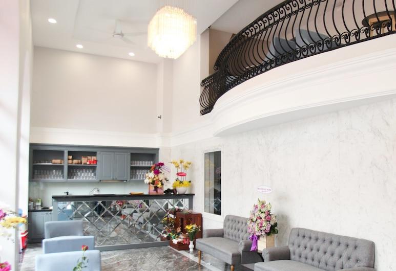 Fide Hotel, Ho Chi Minh City, Lobby Sitting Area