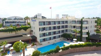 Side bölgesindeki Side Kervan Hotel resmi