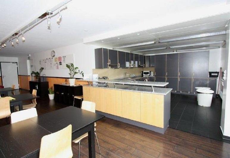 프라임스테이 셀프 체크-인 호텔 알트슈테텐, 취리히, 베이직 싱글룸, 공용 욕실, 객실