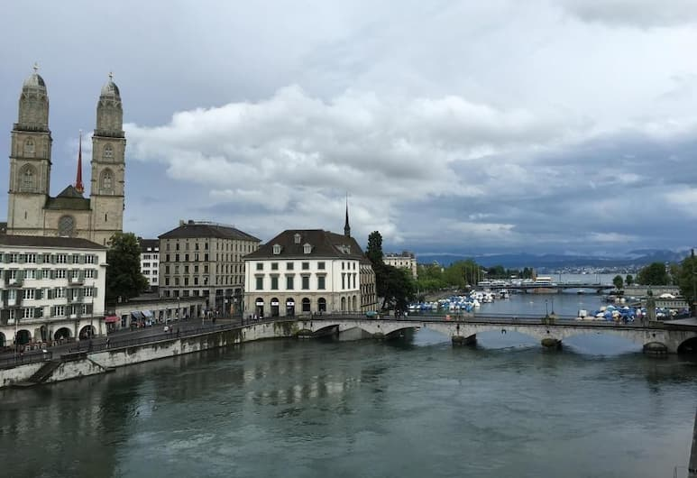 Primestay Self Check-in Hotel Altstetten, Zurych, Widok zobiektu