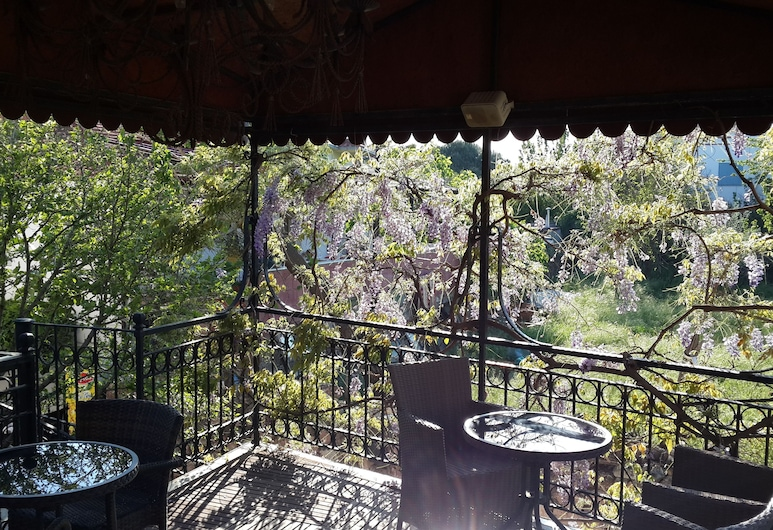 Cunda Altay Butik Hotel, Ayvalık, Teras/Veranda
