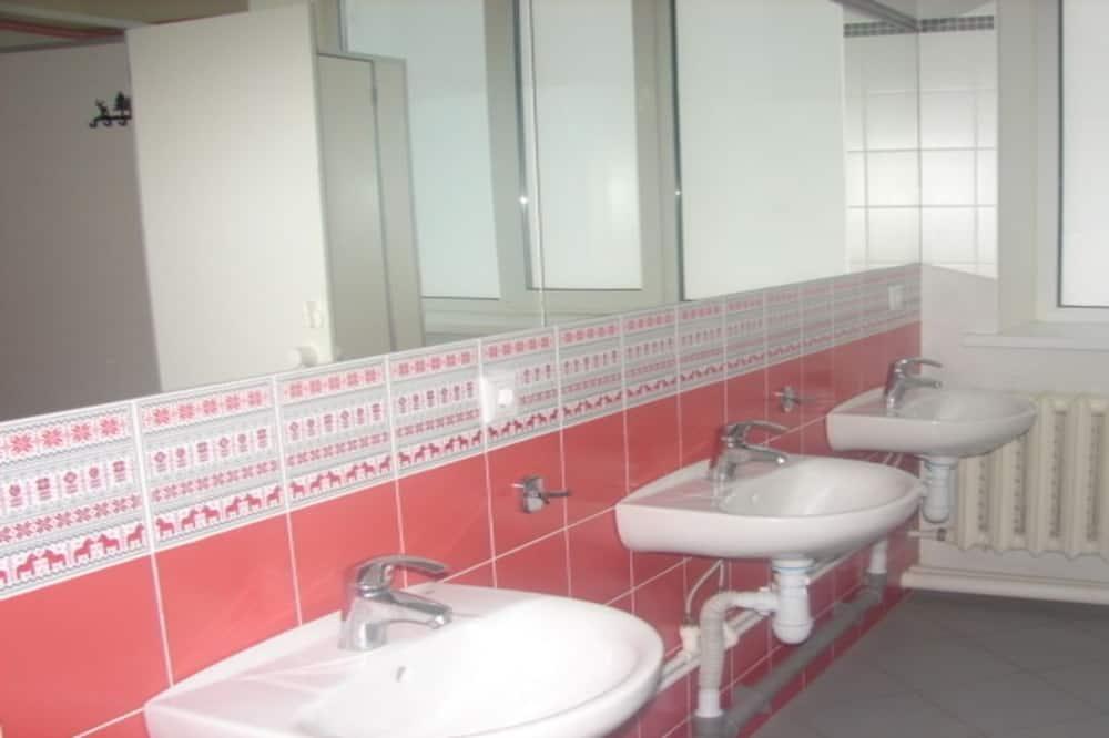 Közös hálóterem, kizárólag férfiak számára (9 guests) - Fürdőszoba