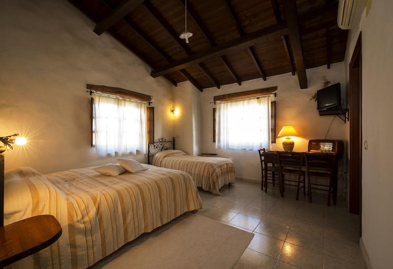 Locanda La Rosa, Pauli Arbarei, Guest Room