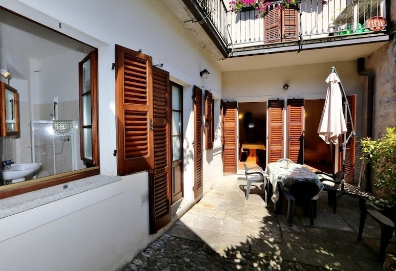 Casa Cannobio, Cannobio, Family Apartment, Terrace, Terrace/Patio