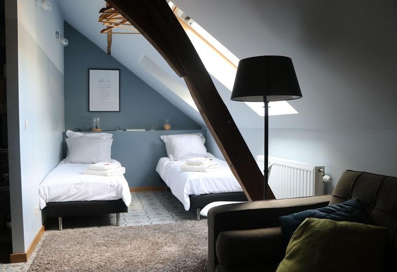 Van Hamme 1642 apartment - Brussels, Kortenberg, Dvojposchodový apartmán typu Comfort, 2 spálne, kuchyňa, Izba