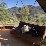 Domo Lodge - Sala de estar