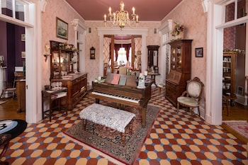 Foto do The Steamboat House Bed & Breakfast em Galena