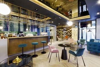 Budapeszt — zdjęcie hotelu KViHotel Budapest