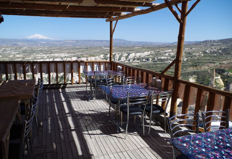 Uchisar Cave Pansion, Nevsehir, Outdoor Dining