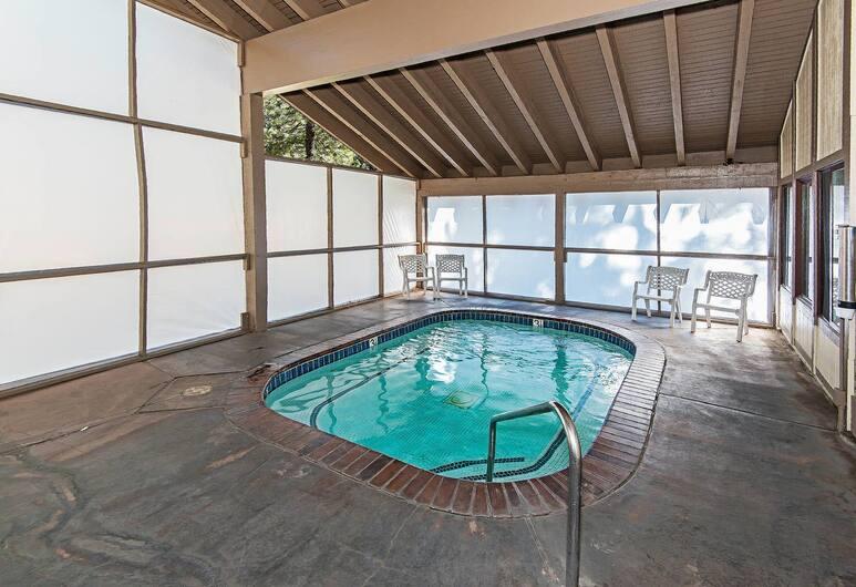 ホライズンズ 4 133 - ワン ベッドルーム コンド, マンモス レイク, 屋内プール