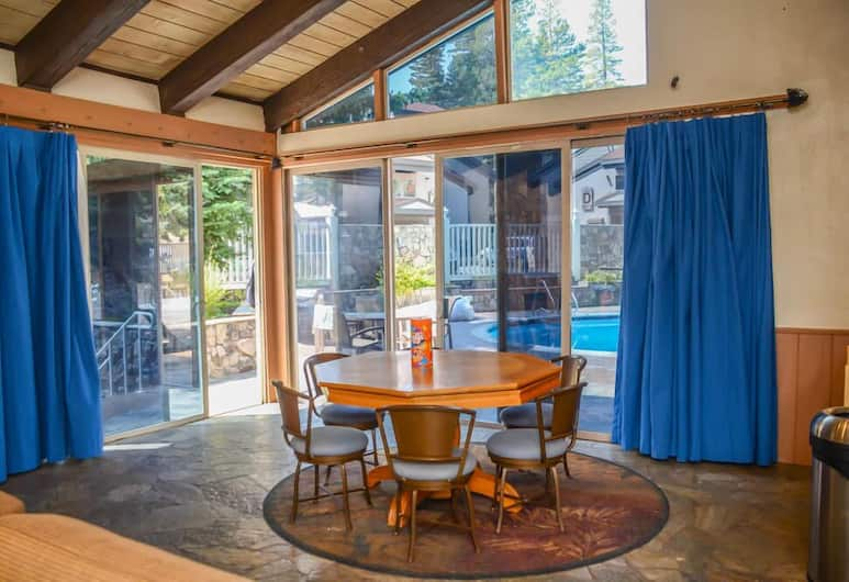 Chamonix 025 - One Bedroom Condo, Danau Mammoth, Kondominium, 1 kamar tidur, dapur, Kamar