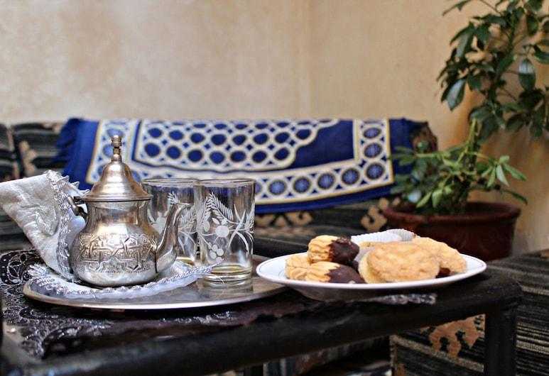 Riad belko - Hostel, Marrakesh, Ruang Duduk Lobi