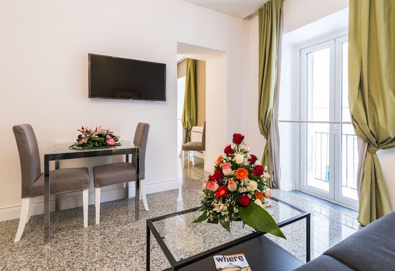 Apartamentos Lungomare, Napoli, Leilighet (51m2), Hotellet innvendig