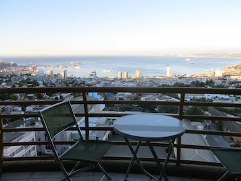 Selline näeb välja Lofts Ferrari, Valparaiso