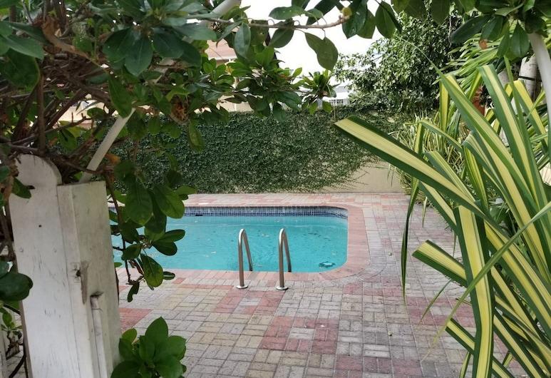 利古雅尼亞棕櫚酒店, Kingston, 泳池