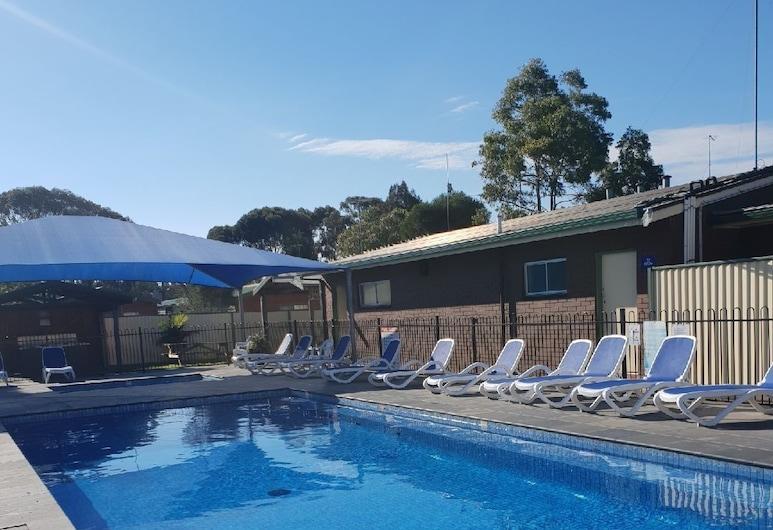 Riverglen Holiday Park, Belmont, Vanjski bazen
