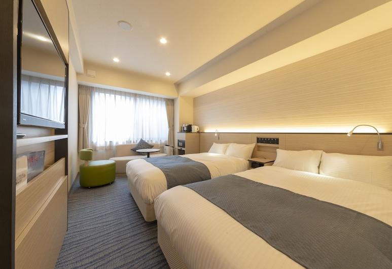 호텔 WBF 교토 시조 니시키테이, Kyoto, 트윈룸, 금연 (    A    ), 객실