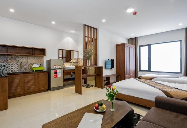 阿里斯海灘公寓酒店, 峴港