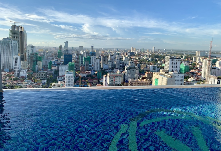 The View Serviced Residence, Phnom Penh