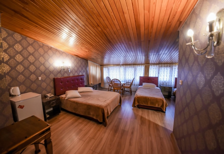 Köşk Otel, İstanbul, Comfort Tek Büyük veya İki Ayrı Yataklı Oda, Oda