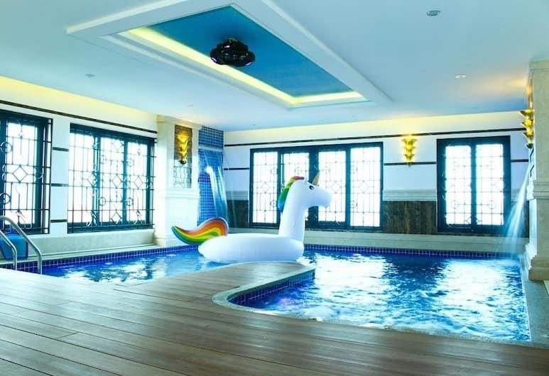 隆宏公寓飯店, 峴港, 室內游泳池