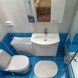 Verslo klasės studija - Vonios kambarys