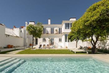 Lizbona — zdjęcie hotelu Dona Graca Lisbon Apartments