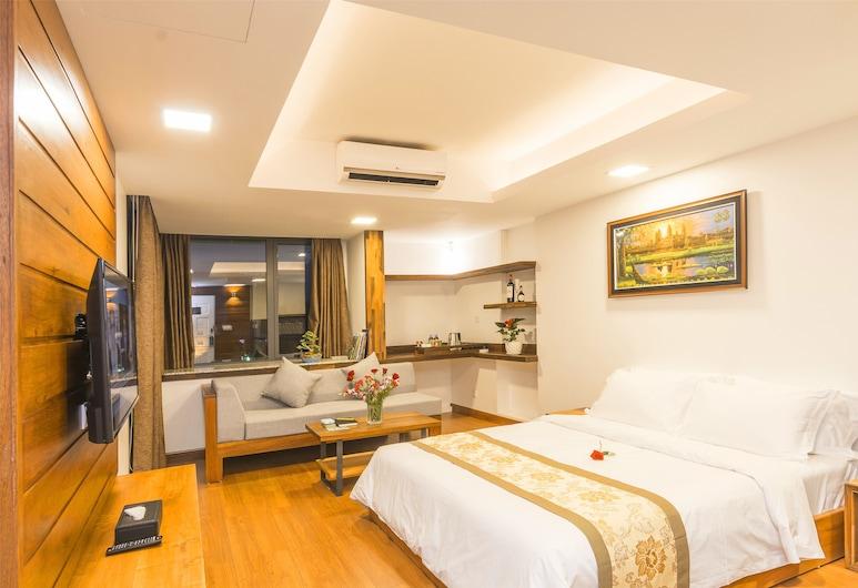 City Comfort  Hotel Royal Palace, Phnom Penh, Superior suite, Kamer