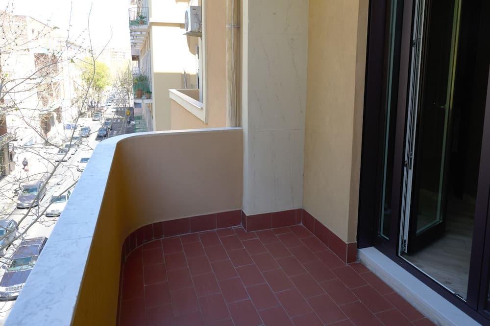 Komforta divvietīgs numurs - Balkons