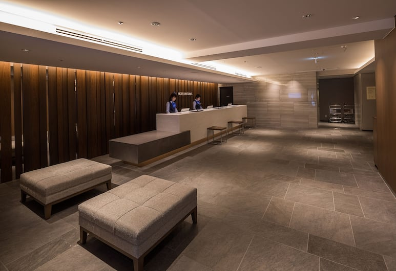 Hotel Mystays Nagoya Nishiki, Nagoya, Fuajee