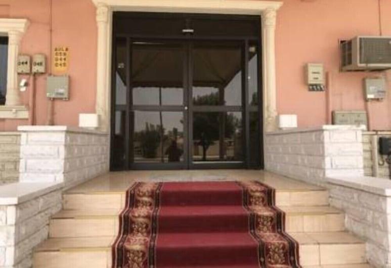 Al Musafer Hotel Riyadh, Riyadh, Hotellentré