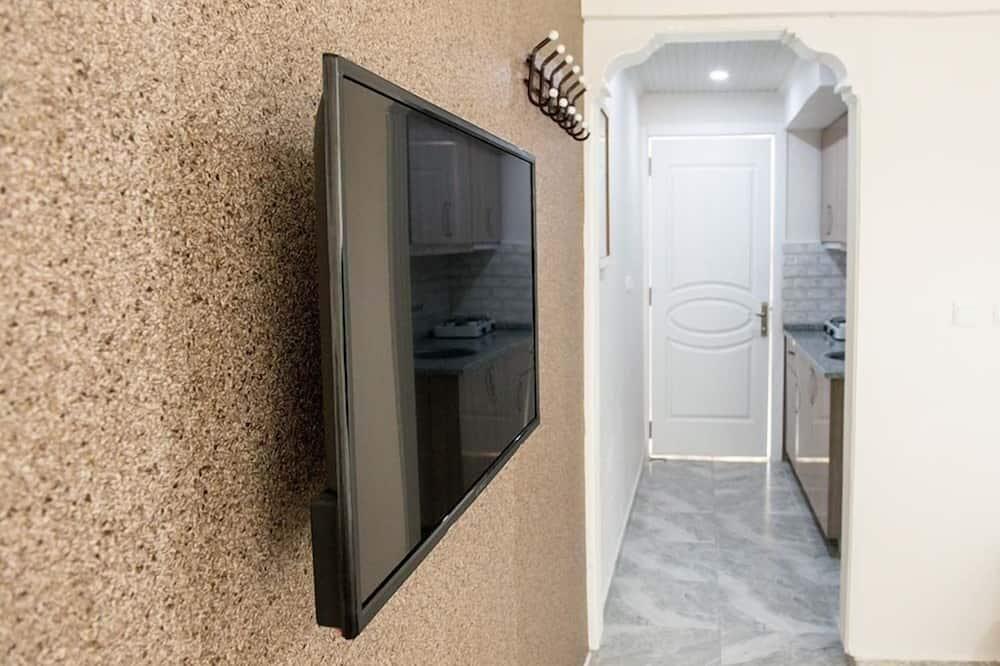 Rodinný apartmán - Obývací prostor