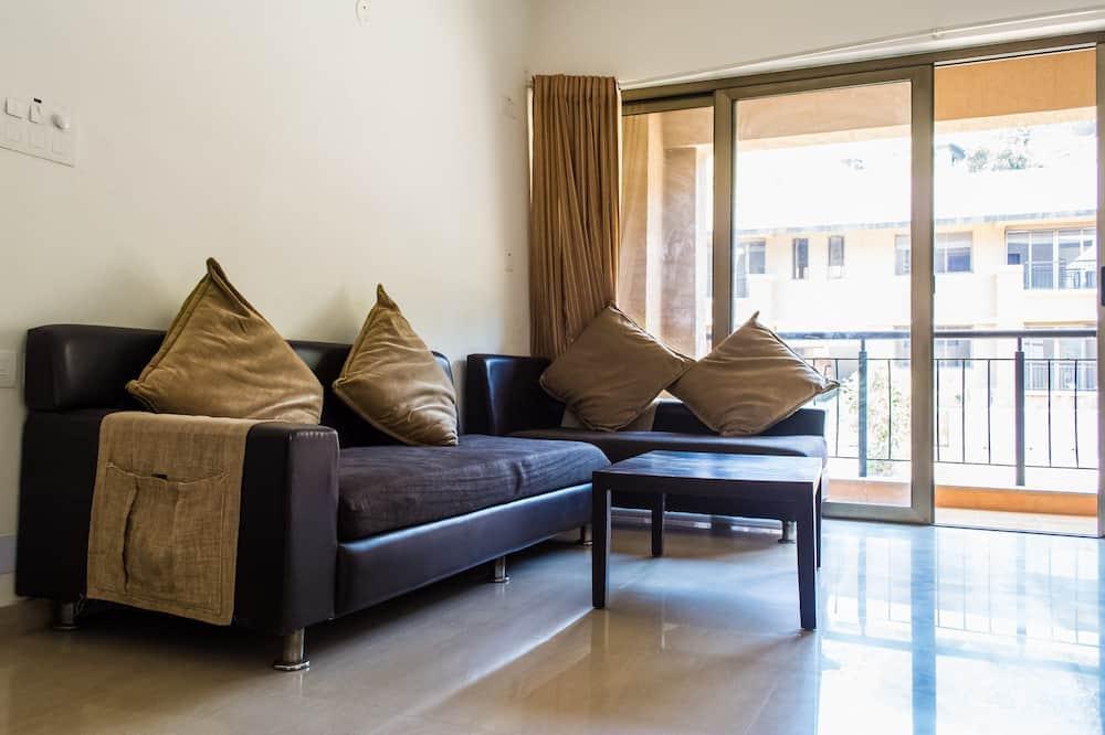 Deluxe Apartment, 1 Bedroom - Imej Utama