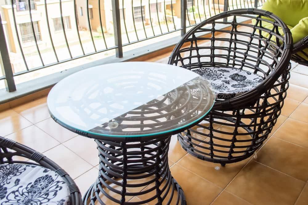 Deluxe Apartment, 1 Bedroom - Balkoni