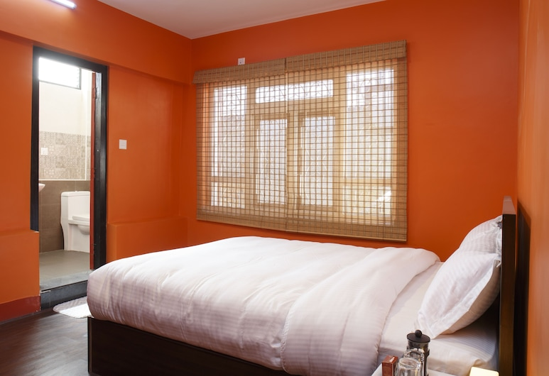 Hostel Milarepa, Kathmandu, Deluxe Double Room, Guest Room