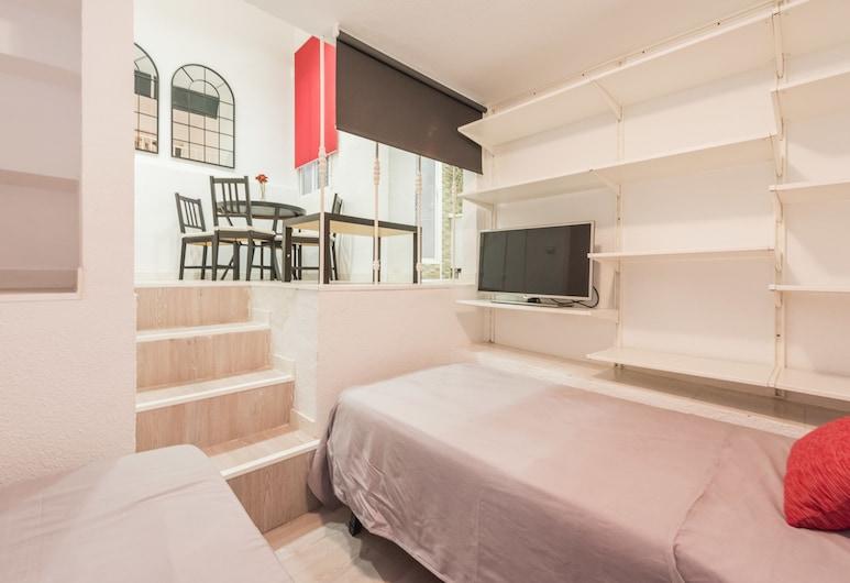 El Loft de Montserrat, Madryt, Loft, 1 sypialnia, Pokój
