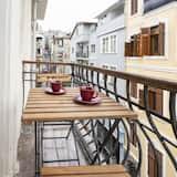 Deluxe Stüdyo (Balkon) - Balkon