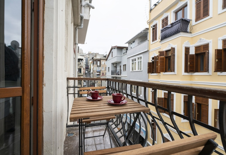 Fidan Suites, Istanbul, Studio Deluxe (Balkon), Phòng