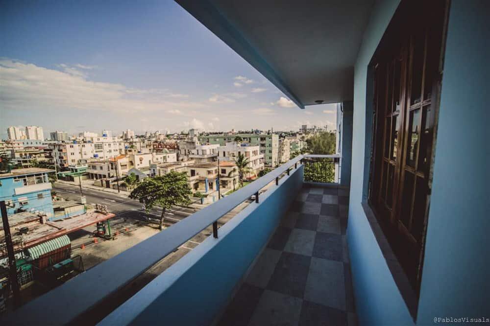 컴포트 아파트, 침실 2개 - 발코니