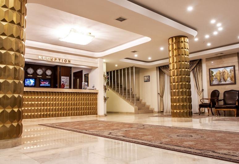 Atropat Hotel Baku, Baku, Lobby