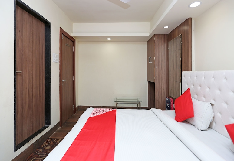 OYO 4406 Hotel Arya Palace, Bhopal, Double or Twin Room, Guest Room