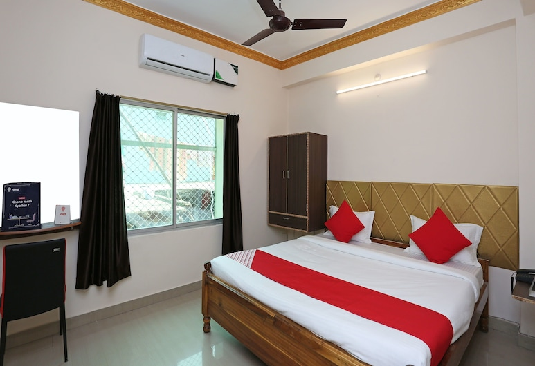OYO 12536 Garden Plaza, Puri, Double or Twin Room, Guest Room