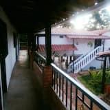 Vierbettzimmer - Balkon